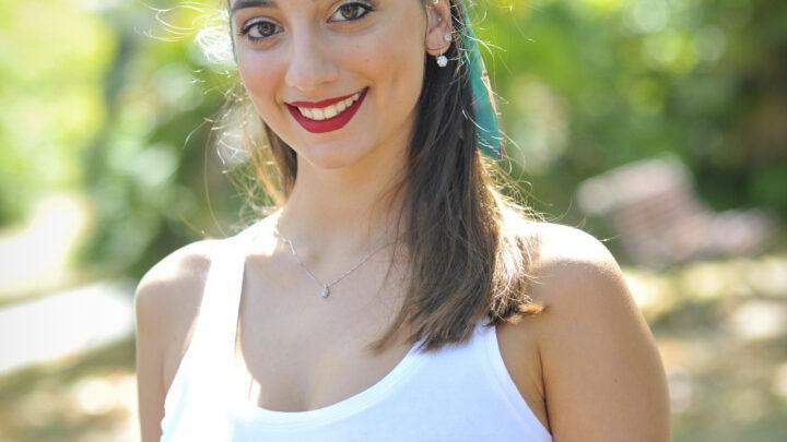 Il saluto di Noemi ai nuovi iscritti ai casting di Miss & Mister Montecatini 2021