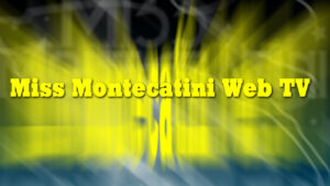 Miss Montecatini Web TV