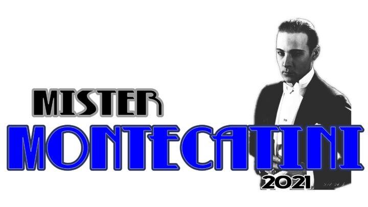 Logo Mister Montecatini 2021