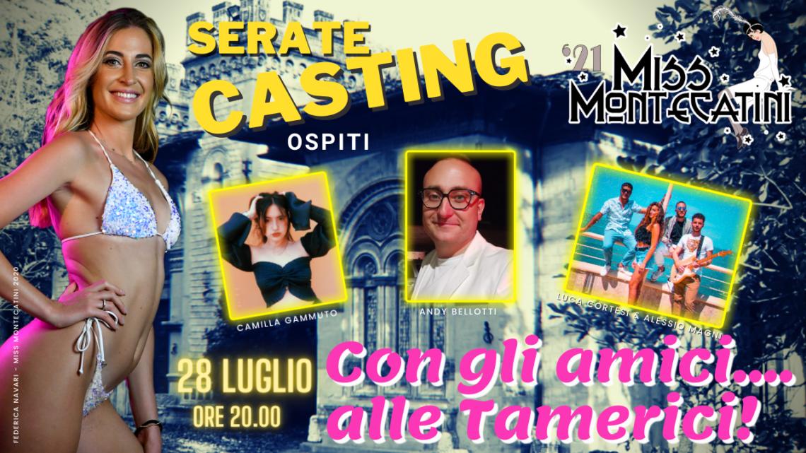 Casting Tamerici