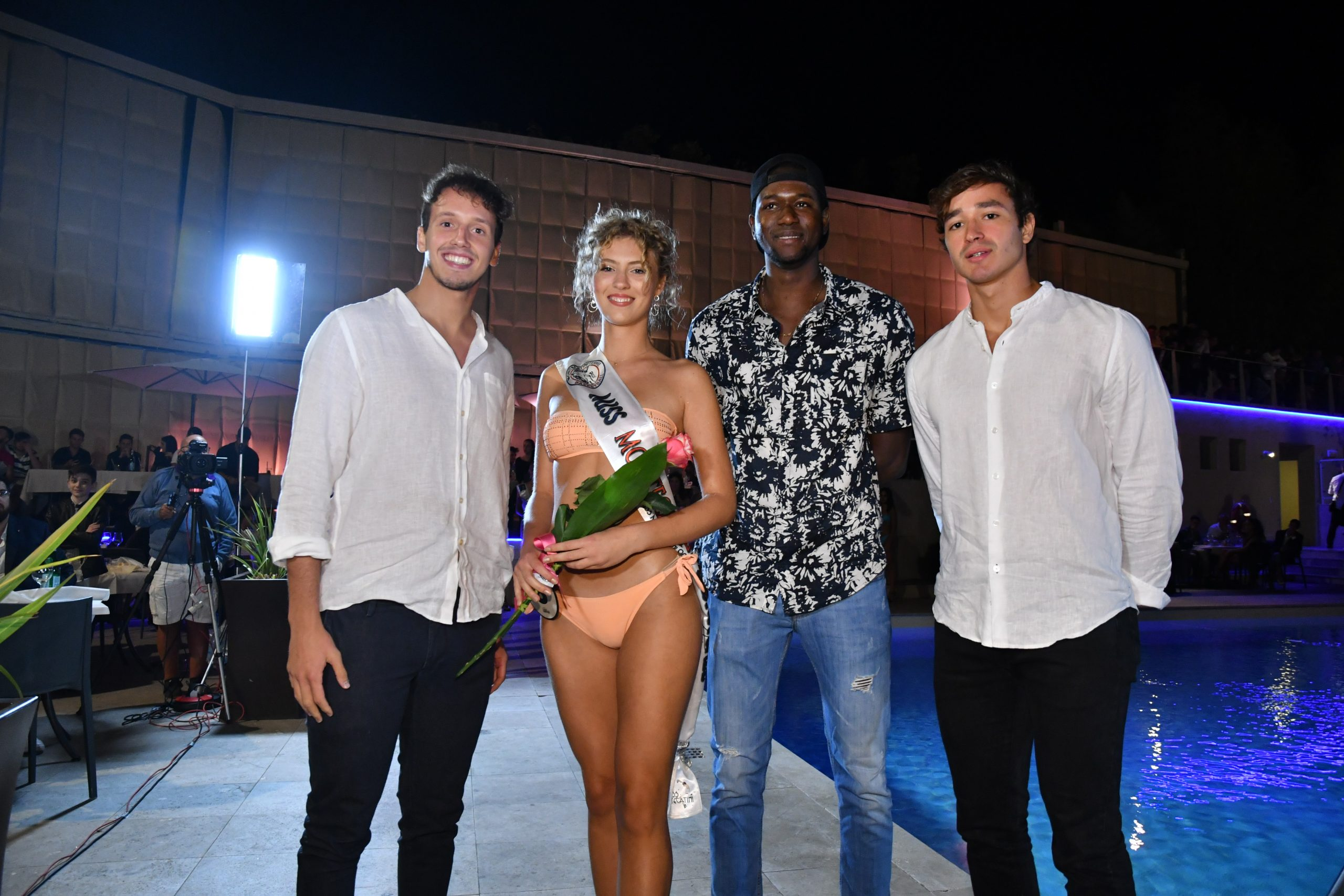 Alia Marano Miss Montecatiniterme Basketball 2021